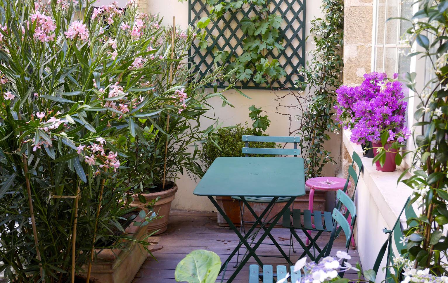 Paysagiste paris balcon id e inspirante for Paysagiste balcon