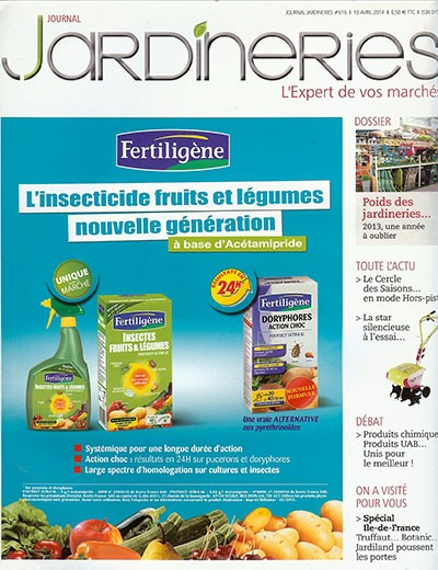 Jardineries Magazine