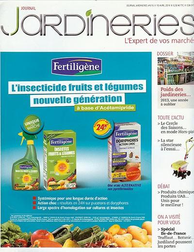 Jardineries Magazine